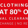 Steal Deals Amazon Flat 80% Off On Clothing [ No Return No Exchange ]