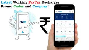 28 Latest Working PayTm Recharges Promo Codes