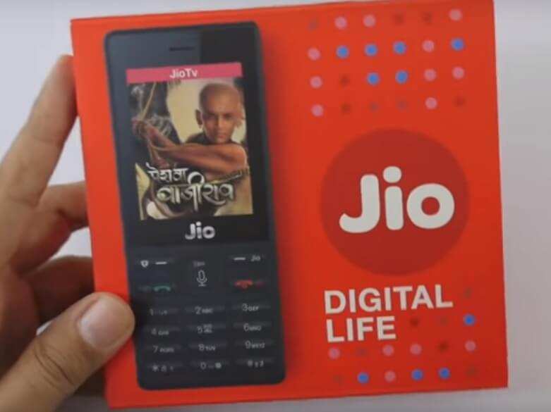 Reliance Jio Started to Deliver 6 million JioPhones in 15 days starting Sunday