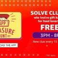 Amazon App Treasure Hunt Solve Clues & Win (3PM-8PM)