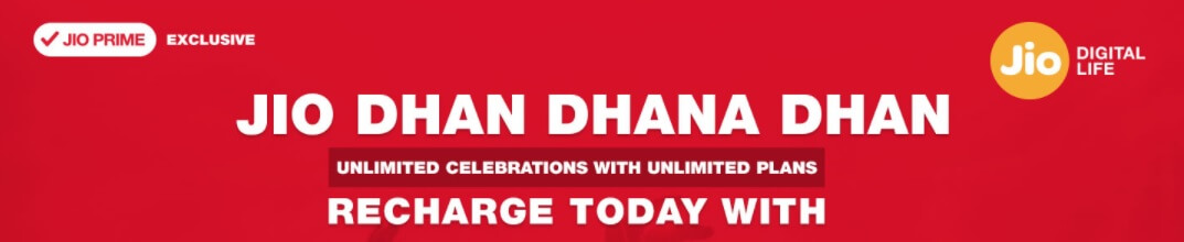 New Jio Dhan Dhana Dhan Rs 499 Recharge Plan With 91 Days
