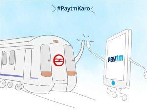 PayTM Metro Card Recharge Get Rs 50 Cashback
