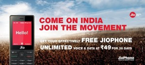 Trick Use JioPhone Rs 49 Plan on any 4G VoLTE Smartphone