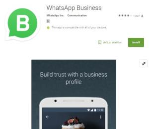 WhatsApp Business App Available Now For Android Users in India
