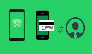 WhatsApp UPI Payments Interface