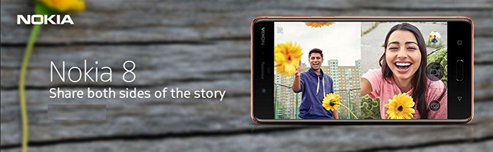 Nokia 8 Price Dropped Now Available for Rs 28,999