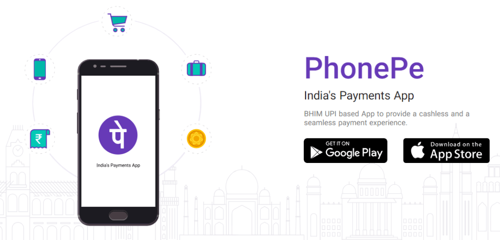 PhonePe India's Payments App. Free Mobile Recharge Vendors 2019