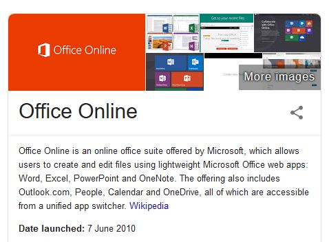 Office Online Microsoft office alternatives for mac