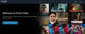 Amazon Prime Video JioFiber
