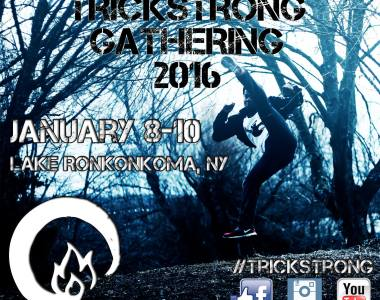 Lovestrong:  Trickstrong Gathering 2016
