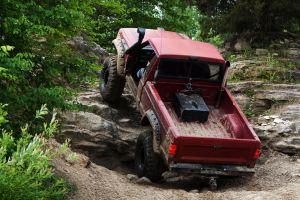 Easter Jeep Safari