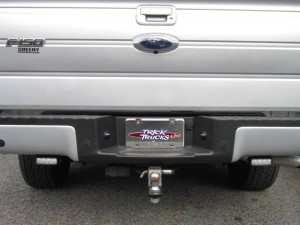Trailer Hitch Installation