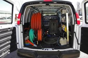 Work Van Customization Maryland