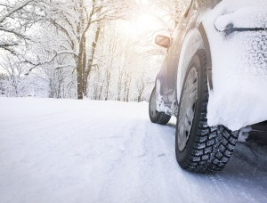Winter weather can cause your tire pressure to fall below recommended levels.
