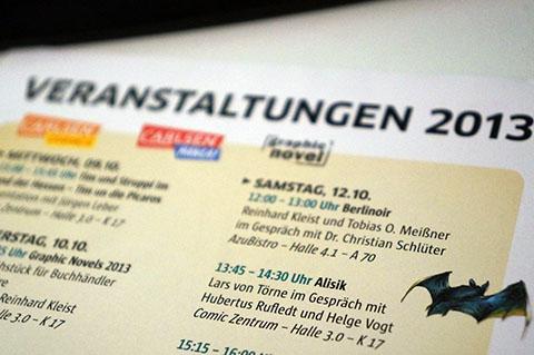 FrankfurterBuchmesse13_Flyer