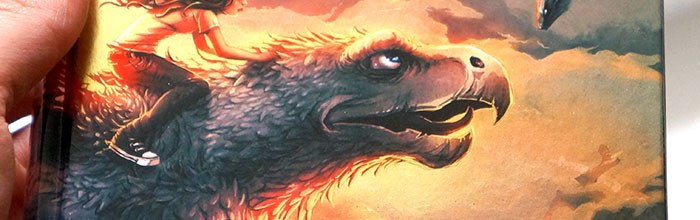 Gryphony – Im Bann der Drachen