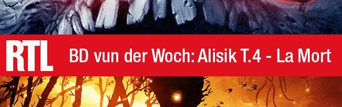 Alisik #4 – Comic der Woche bei RTL