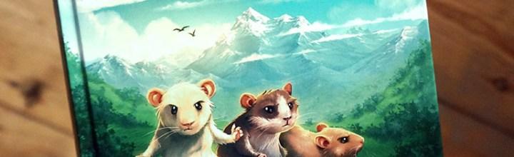 Die wilden Hamster – Rettet das Schlüsselblumental!