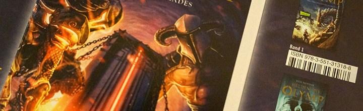 Helden des Olymp #4-Taschenbuch