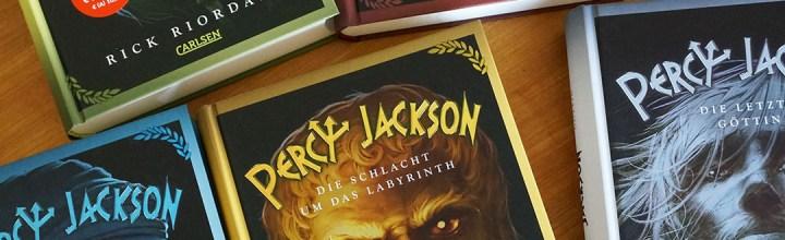 Percy Jackson und kein Ende in Sicht!