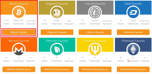 bitcoin-faucets