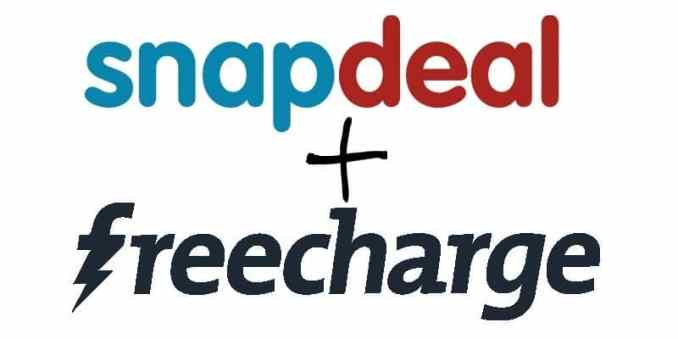 Snapdea and FreeCharge