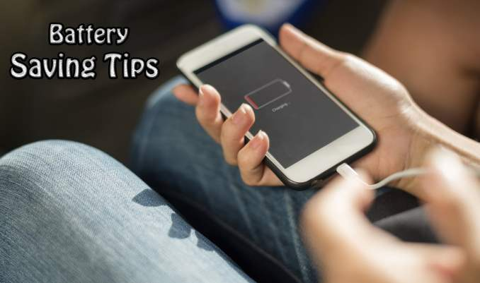 Increase Battery Life