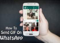 How To Send GIF On WhatsApp