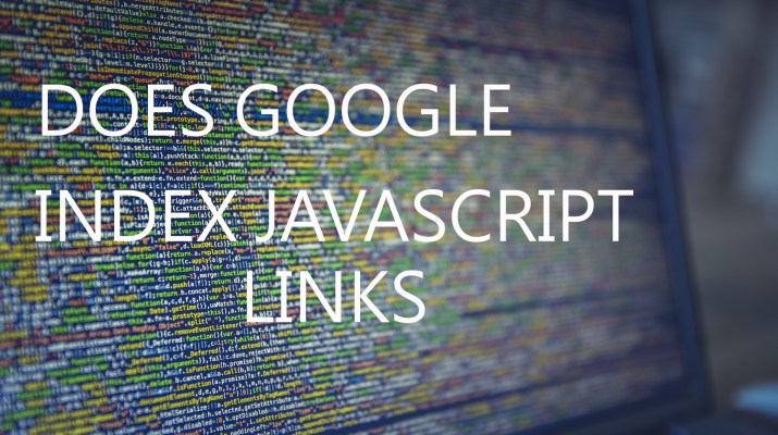 JavaScript links