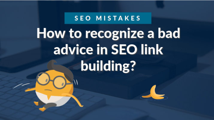 bad advice in SEO