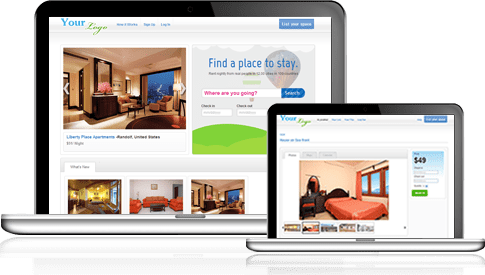 vacation rental software, vacation rental script, Airbnb clone script