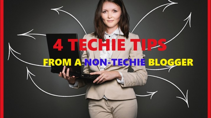 4 Techie Tips from A Non-Techie Blogger (TRUE STORY) - Tricky Enough