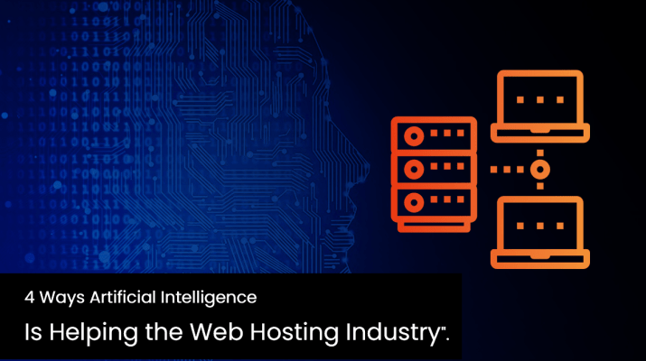 AI is all helping the web hosting