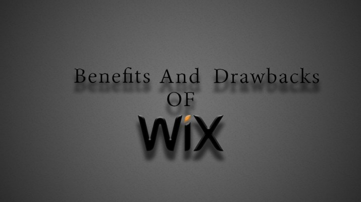 Benefits and Drawbacks of your WIX website