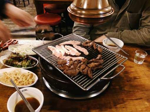 seoul korean bbq restaurant