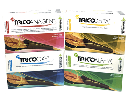 integratori alimentari per capelli Tricomedit Group
