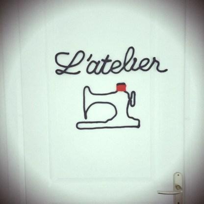 Atelier au tricotin