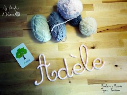 Adele tricotin