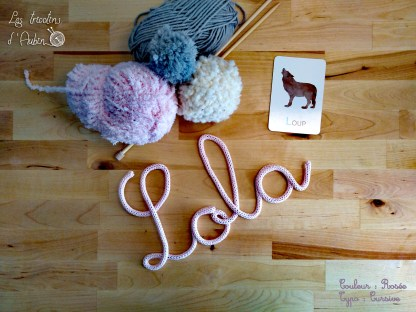 Lola tricotin