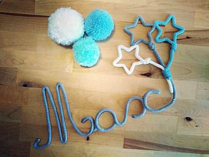 Max tricotin avec 3 étoiles