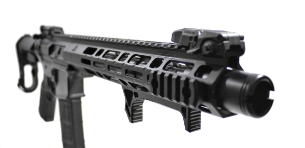 Dreadnought Pistol