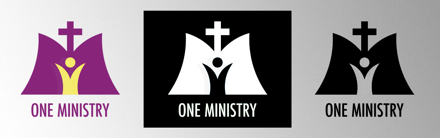 One Ministry Logo Color Variation