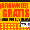 brownies-gratis