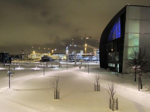 Snowbound Kiasma