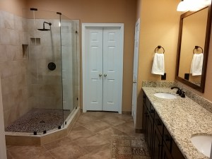 bathroom upgrade. Exellent Bathroom Itu0027s Hard To Count How Many Clients Tell Us They Seldom If Ever Use Their  Bathtub So It Was With These Near Atascocita Who Wanted A More  For Bathroom Upgrade S