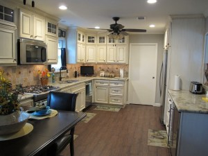 A dog\'s life leads to a custom kitchen makeover - TriFection ...