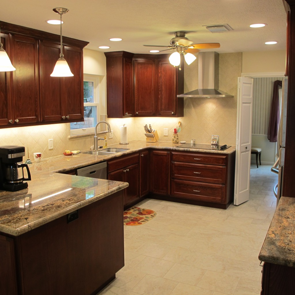 Kitchen Remodel Gallery - TriFection Remodeling & Construction
