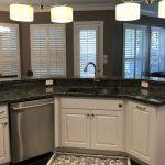 Re-energized custom kitchen in the Energy Corridor