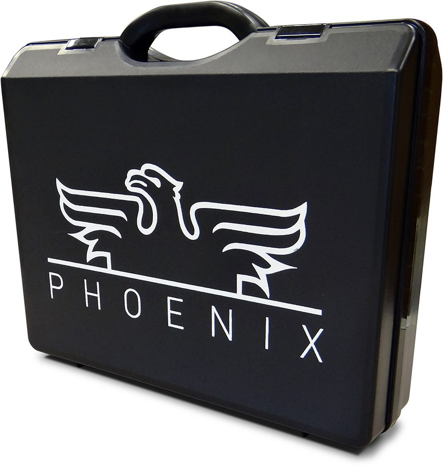 Screen Printed Plastic Cases for Phoenix