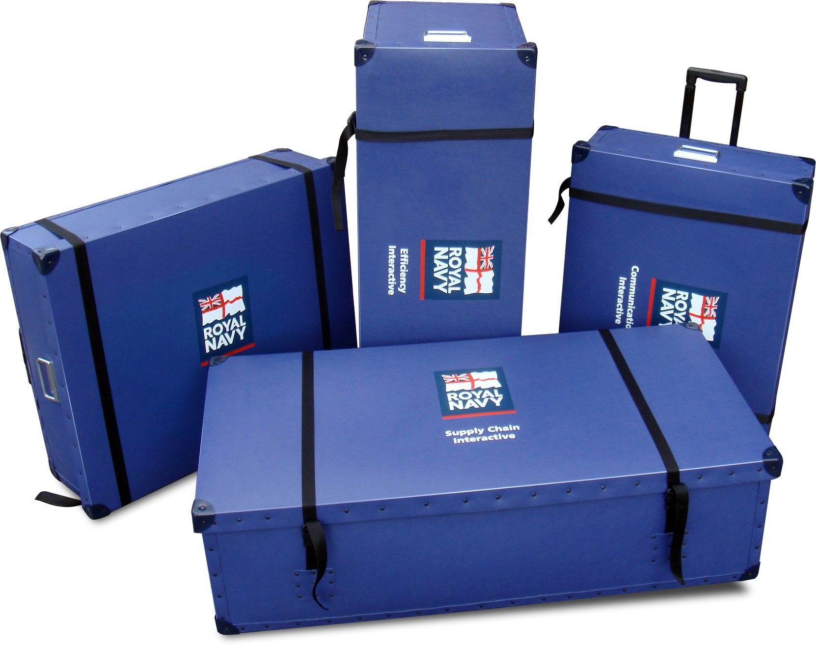 Printed Poly Cases for the Royal Navy